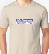 George McGovern Was the Democrat's nominee to take on Richard Nixon in 1972 Unisex T-Shirt