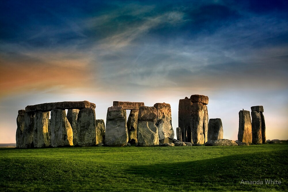 Stonehenge by Amanda White