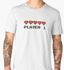 Player 1 Men's Premium T-Shirt