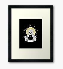 Ravena- Elvish Warrior Framed Print