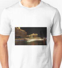 Bellagio fountains T-Shirt