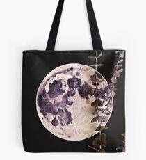 Eucalyptus Moon Tote Bag