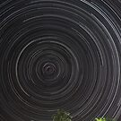 Southern Circumpolar Star Trails by Mike Salway