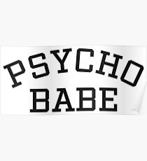 Psycho Babe Poster
