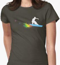 snowboard : powder trail T-Shirt