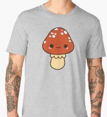 Kawaii red toadstool Men's Premium T-Shirt