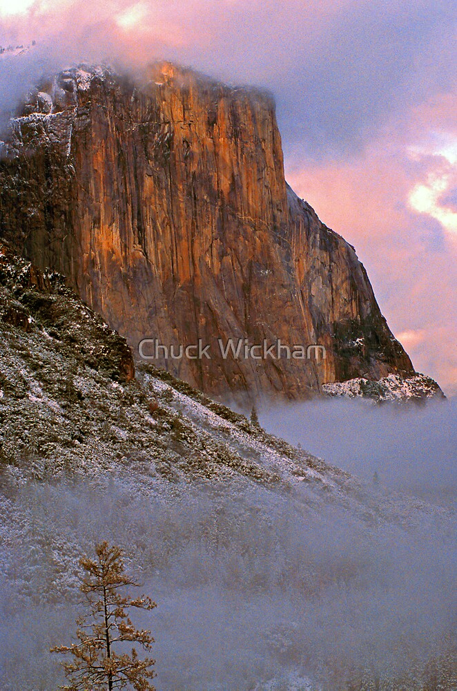 EL CAPITAN by Chuck Wickham