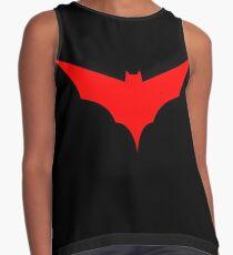 Batwoman Logo Contrast Tank