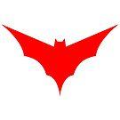 Batwoman Logo by steenium