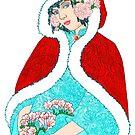 Christmas Arabesque by redqueenself