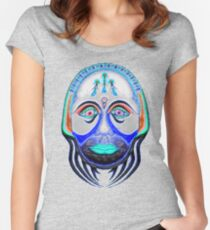 Rock Art Women's Fitted Scoop T-Shirt