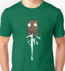 Castle Crashers Owl Pooping Unisex T-Shirt