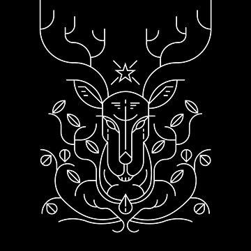 Reindeer by marcorecuero