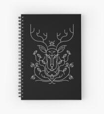 Cuaderno de espiral Reindeer