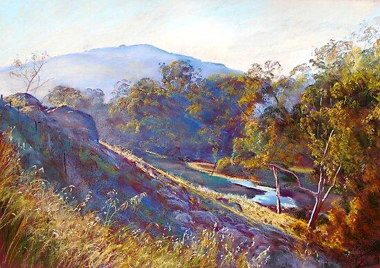 'Good Morning Billy Hill' by Lynda Robinson