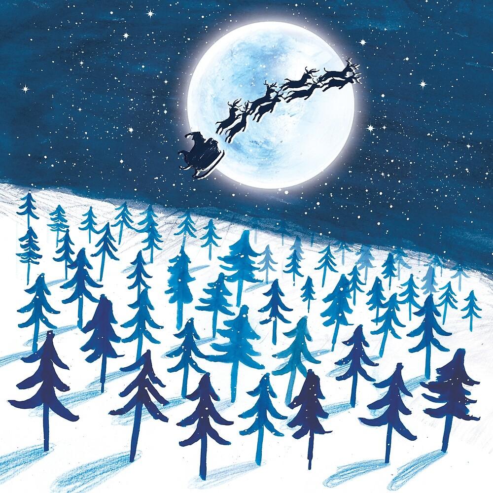 Blue Christmas by Ashley Crowley