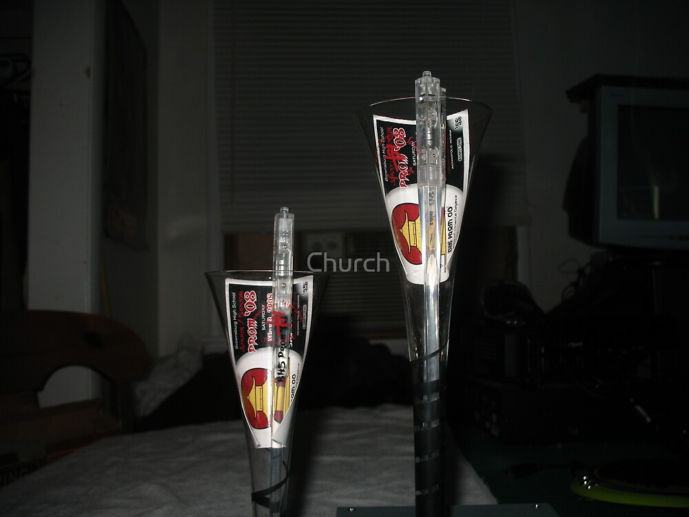 This one night. by Church