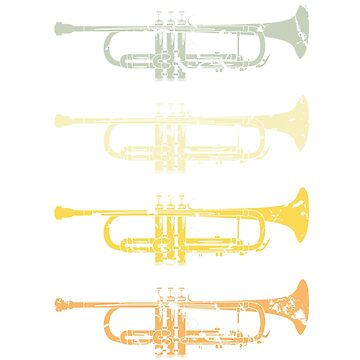 4 Trumpets by kennethwcw