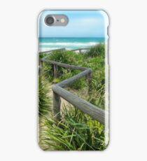 Old Bar Beach NSW 0001 iPhone Case/Skin