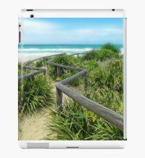 Old Bar Beach NSW 0001 iPad Case/Skin