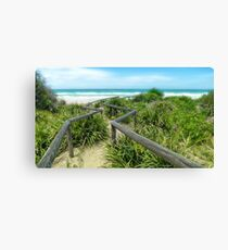 Old Bar Beach NSW 0001 Canvas Print