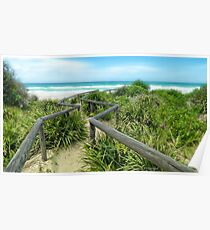 Old Bar Beach NSW 0001 Poster