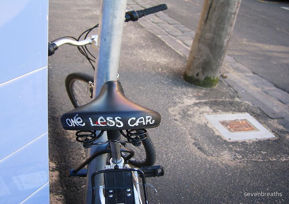 One less car by sevenbreaths