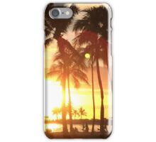 Sunset Beach iPhone Case/Skin