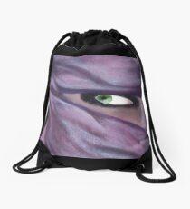 veiled Drawstring Bag