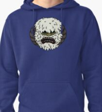 Angry Wampa Pullover Hoodie