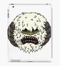 Angry Wampa iPad Case/Skin