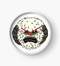 Angry Wampa Clock