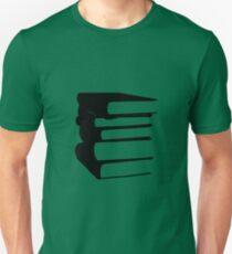 Bookworm Reading Lover Design Unisex T-Shirt