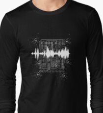 Tune In- for darker shirts Long Sleeve T-Shirt
