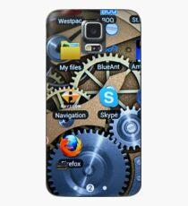 Clockwork smartphone Case/Skin for Samsung Galaxy