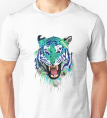 Tiger Force Teeth Face T-Shirt