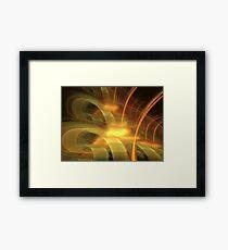 Magneto Framed Print