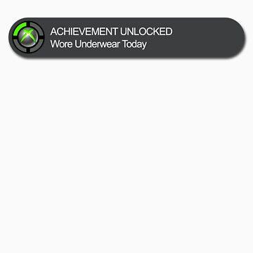 Xbox 360 Achievement Unlocked by wetwired