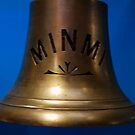 Bell of the SS Minmi by Bev Woodman