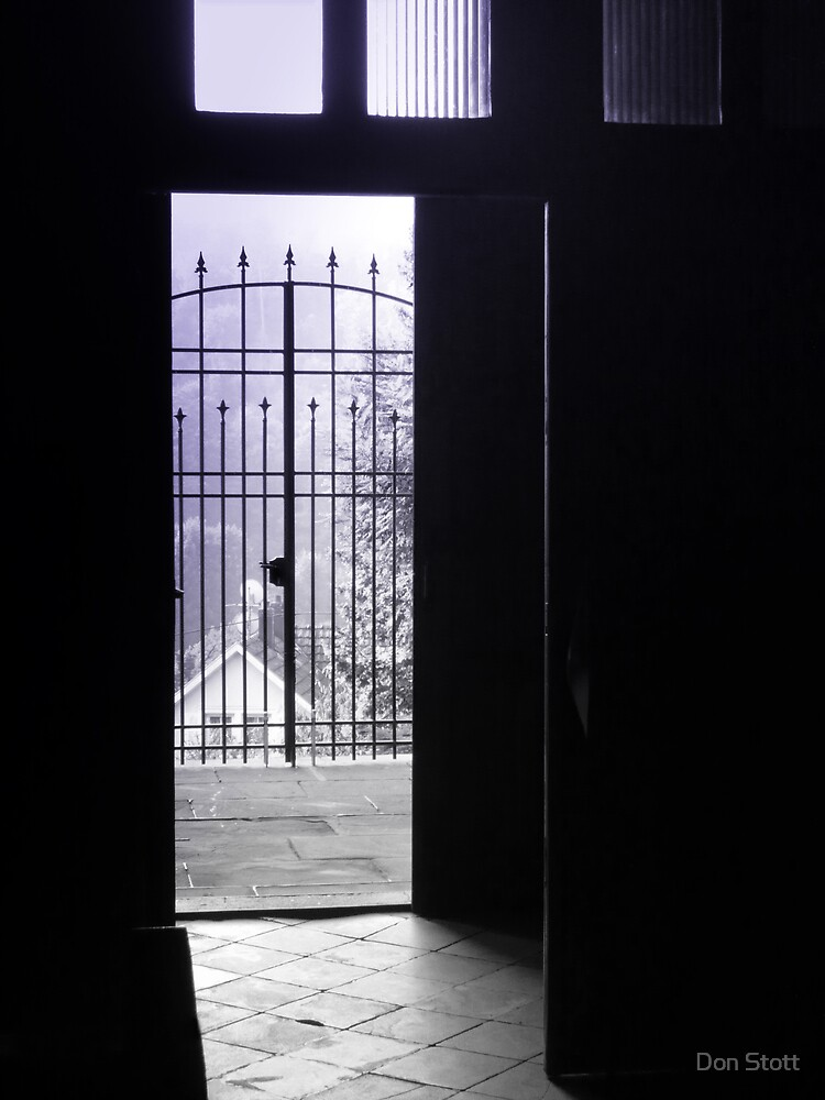 Shadow Gate by Don Stott