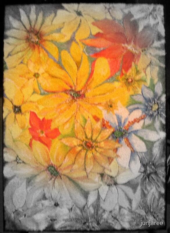 Sunflowers by junjaree