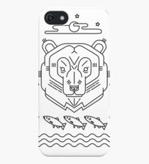 Scandinavian Bear iPhone SE/5s/5 Case