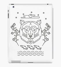 Scandinavian Bear iPad Case/Skin