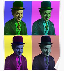 Chaplin Chaplin Chaplin Chaplin Poster