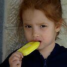 Yellow lollipop by MichaelBr