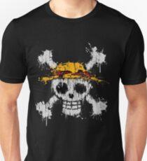 Skull One Piece Unisex T-Shirt