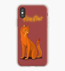 Warrior Cats - Firestar iPhone Case