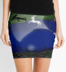 Expecto Patronum! Mini Skirt