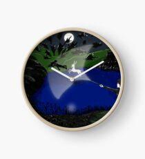 Expecto Patronum! Clock