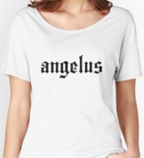 Halsey Angelus Women's Relaxed Fit T-Shirt